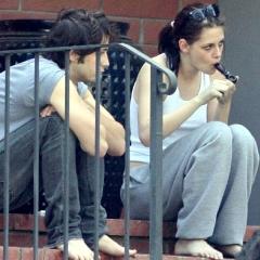 Kristen Stewart Twilight Smoking