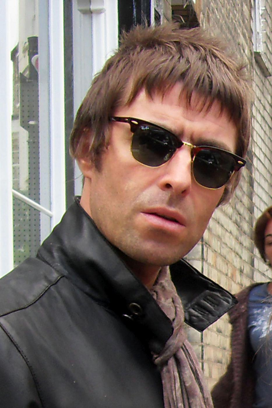 Ray Ban Caravan Noel Gallagher