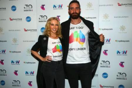 Kylie Minogue: una brutta depressione dopo la separazione da Joshua Sasse