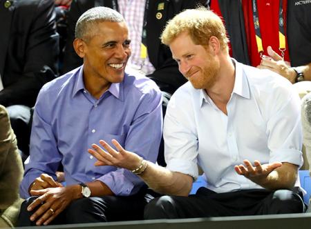 Gli Obama non parteciperanno al matrimonio del principe Harry e Meghan Markle