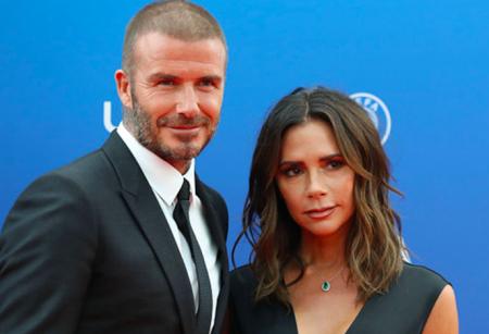 Si allarga la famiglia di David e Victoria Beckham