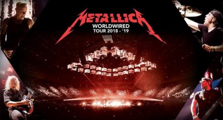 Metallica: una sola tappa in Italia (a Milano) per il WorldWired Tour