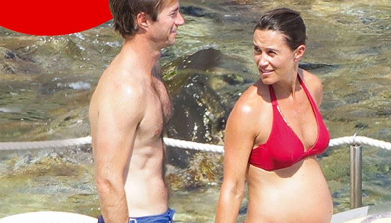 Vacanze in Toscana per Pippa Middleton incinta