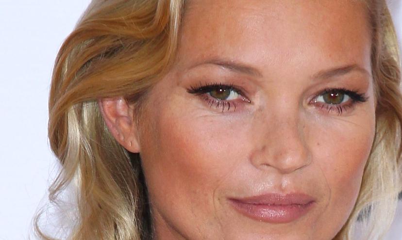 Kate Moss ha compiuto 45 anni