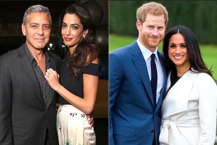 George Clooney difende Meghan Markle: è perseguitata dai tabloid come Lady Diana