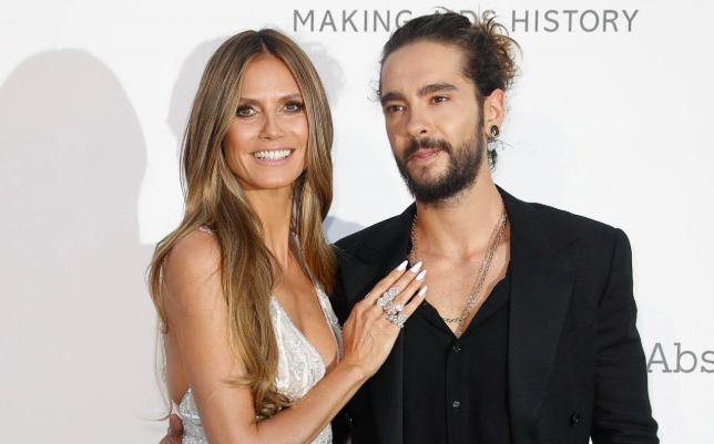 Heidi Klum: le nozze con Tom Kaulitz si svolgeranno a Capri