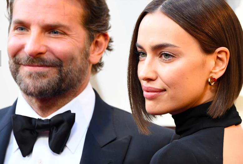 Confermato l'addio tra Bradley Cooper e Irina Shayk