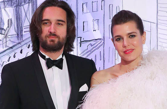 Le splendide nozze di Charlotte Casiraghi e Dimitri Rassam