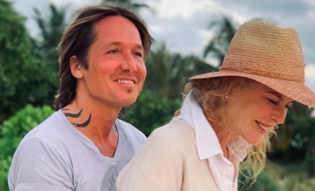 Nicole Kidman e Keith Urban: 13 anni di matrimonio felice