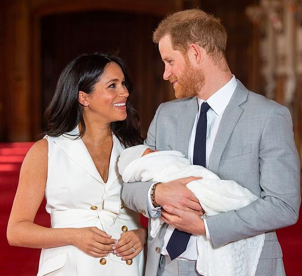 Forse il secondo figlio di Harry e Meghan nascerà negli USA