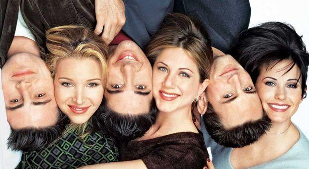 """Il ritorno di """"Friends"""": di nuovo insieme per un unico episodio"""